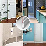 Holikme 2 Pack Door Draft Stopper Under Door
