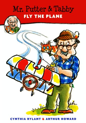 Mr. Putter & Tabby Fly The Plane (Turtleback School & Library Binding Edition) (Mr. Putter and Tabby)