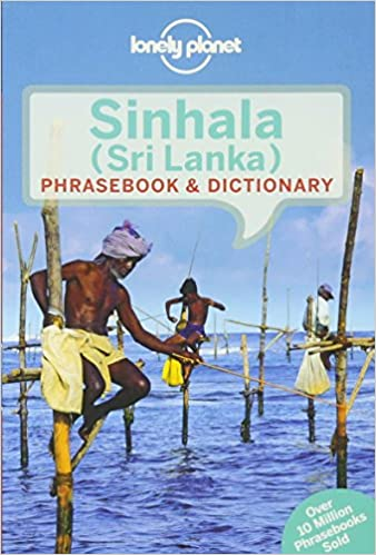 Lonely Planet Sinhala Sri Lanka Phrasebook Dictionary And 9781743211922 Amazon Books