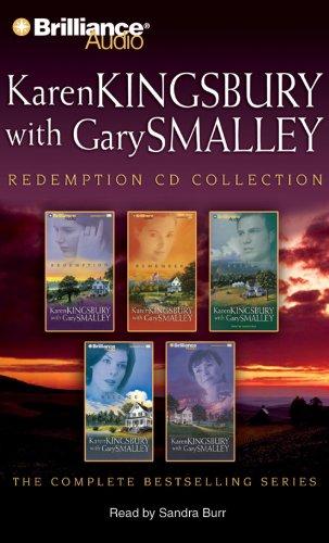 Karen Kingsbury Redemption Series Collection: Redemption, Remember, Return, Rejoice, Reunion