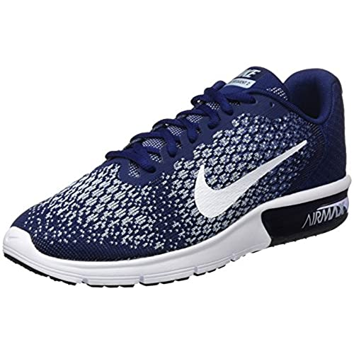 promo code 9c2a4 ff564 lovely Nike Air Max Sequent 2, Chaussures de Tennis Homme