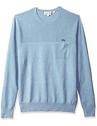 Men's Long Sleeve Light Weight Stitch Cotten/Linen...