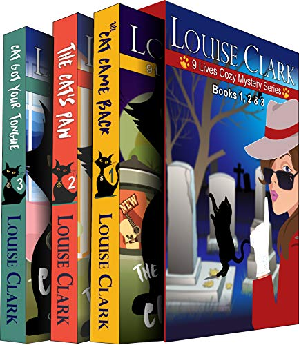 - The 9 Lives Cozy Mystery Boxed Set, Books 1-3: Three Complete Cozy Mysteries in One