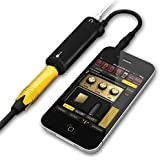 AplusElek Guitar Converter Adapter Link for iPhone/iPad/iPod