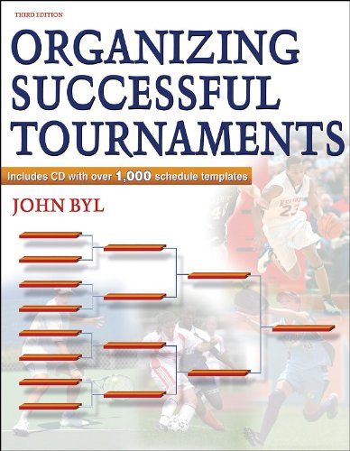 Organizing Successful Tournaments - 3rd Edition