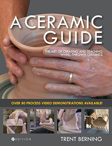 A Ceramic Guide: The Art of Creating and Teaching Wheel-Thrown Ceramics