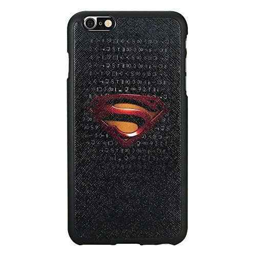 Iphone 6 Plus Case [Non-slip][high Quality Polycarbonate Materiais]iphone 6 (5.5)case [Tin Fit A] Superman (Black)
