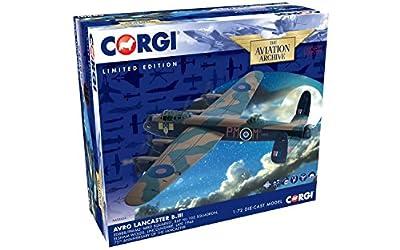 Corgi 32624 Lancaster B.III 'Mike Squared' No 103 Sqn 1/72 Scale Diecast Model