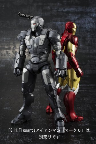 Iron Man 2 S H  Figuarts Action Figure War Machine - Buy
