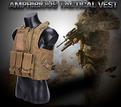 The 8 best tactical body armor vest
