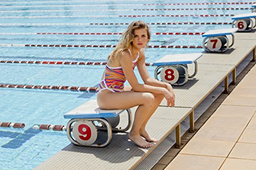TURBO - Swimsuit Nat. Sra. Flow (Revolution) multicolor
