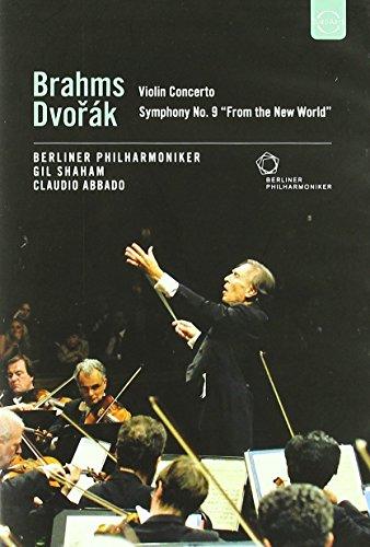 Berliner Philharmoniker/Claudio Abbado/Gil Shaham: Brahms/Dvorak ()