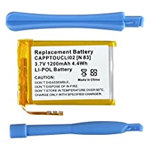 eForCity Replacement Battery for iPod touch 4G