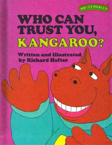 Who Trust Kangaroo Sweet Pickles product image
