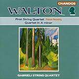 : Walton: String Quartets