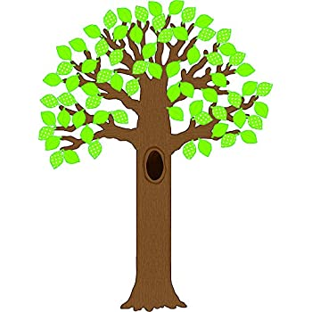 Amazon Scholastic Teachers Friend Classroom Tree Bulletin