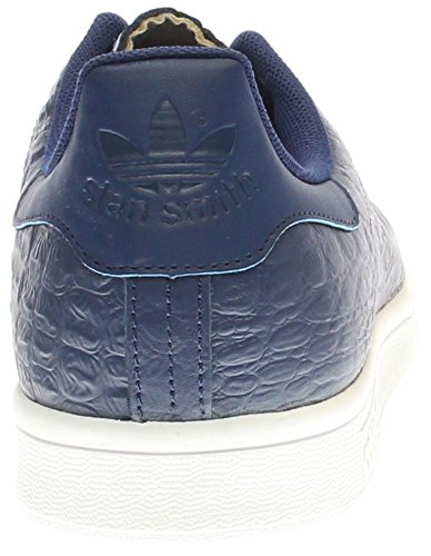 Smith da Uomo Ginnastica Blu Scarpe Basse Stan Adidas RU5wPP