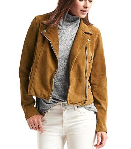 World Leather Lambskin Suede Jacket product image
