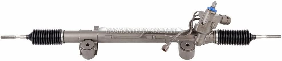 BuyAutoParts 80-01638WS Remanufactured For Infiniti EX35 2008 2009 Power Steering Rack And Pinion