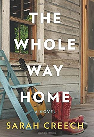book cover of The Whole Way Home