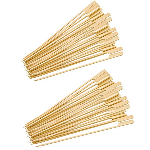 Ezee Gun Skewers Sticks - 5 Inches (200 Pieces)