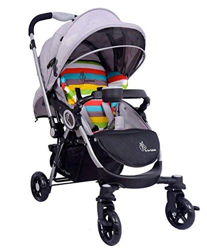 R for Rabbit Chocolate Ride – The Designer Stroller/Pram (Rainbow)