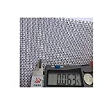 Stainless Steel Woven Wire 10 Mesh Metal Mesh Sheet