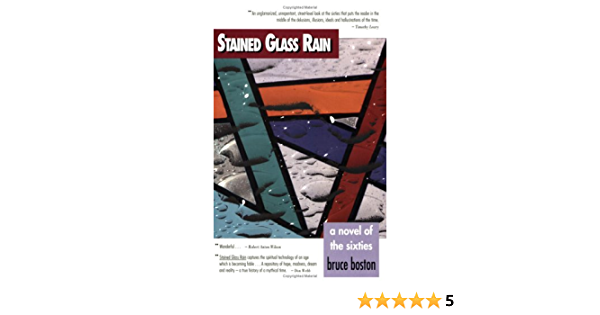 Read Stained Glass Rain By Bruce Boston