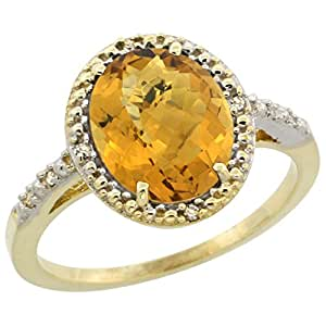 Revoni - Anillo de oro amarillo