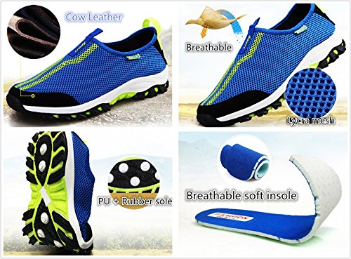 Sports Shoes Running Shoe Outdoor Shoes blue Sneakers Trainer Navy for Fashion Athletic Mens Men gaaYq