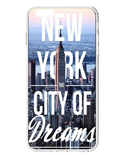 Ukase Phone Cases for Iphone 6 (2014) / iPhone 6S (2015)- Ideal (New York Case)