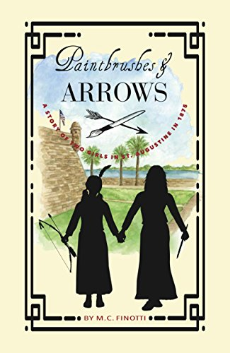 Paintbrushes and Arrows: A Story of St. Augustine