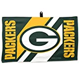 Master Green Bay Packers Waffle Weave Towel, Multi