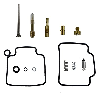 Bosting for Honda Rebel 250 Parts Carburetor Rebuild Kit, for Honda Rebel 250 CMX250CL California CMX250C 49 State CMX250CD Limited 1985 1986 1987 1996-2012, 0201-318: Automotive