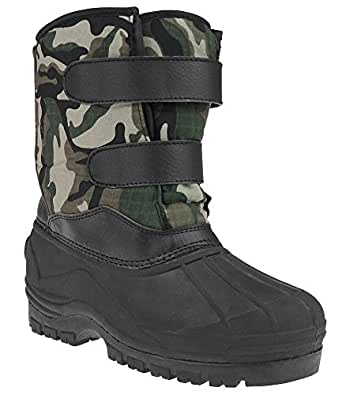 Amazon.com | Capelli New York Camo Print Double Velcro