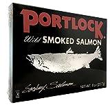 Portlock Wild Sockeye Smoked Salmon, 8 Ounces