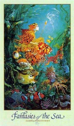 James Christensen - Fantasies of the Sea Open Edition on Paper (Open Sea Art)