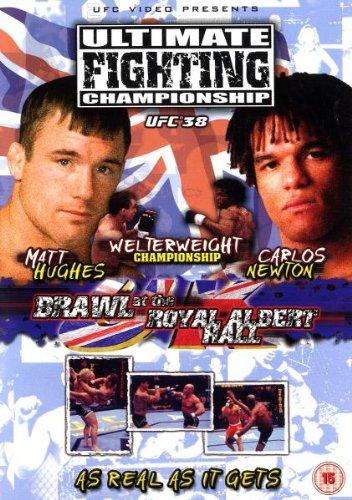 Amazon.com: FIGHT DVD Ufc 38: ...