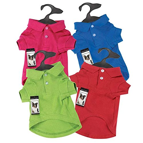 Zack & Zoey US21010 24 Piece Polo Shirt Kit, NULL