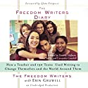 The Freedom Writers Diary Audiobook by The Freedom Writers, Erin Gruwell Narrated by  various
