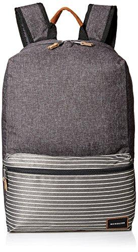 Quiksilver Night Track Plus Backpack in Medium Grey Heather