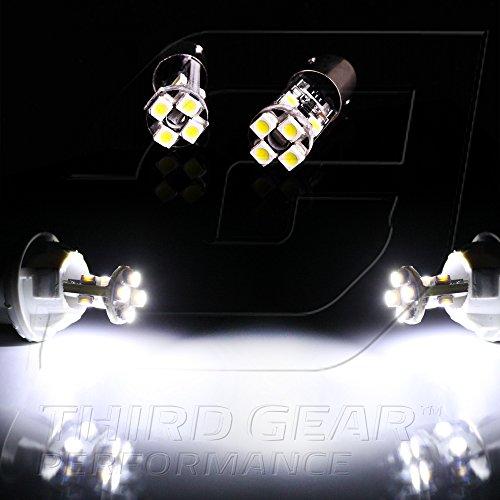 TGP 8 LED SMD Canbus Light Bulbs Error Free 1996-2002 Mercedes Benz E320 E430