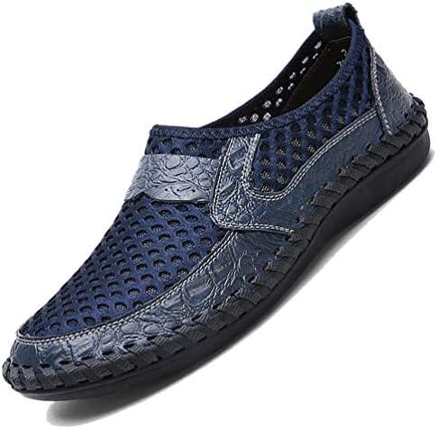 ローファー ドライビングシューズ 夏 メンズ カジュアル メッシュシューズ モカシン スリッポン 紳士靴 ウォーキングシューズ デッキシューズ 通気性 サンダル 軽量 スニーカー 通勤 大きいサイズ