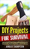 As you probably already know, this book is going to cover different DIY projects that you will be able to use either in a survival or disaster preparedness situation, or just for fun in your everyday life.  The concept behind a DIY project is...