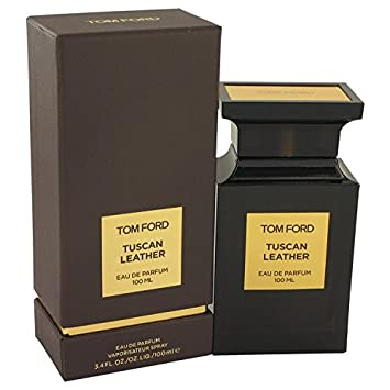 18016c87800a Amazon.com   TOM FORD TUSCAN LEATHER by - EAU DE PARFUM SPRAY 3.4 OZ FOR MEN    Beauty