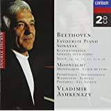 Favourite Piano Sonatas: Incl: Pathetique, Moonlight, Appassionata