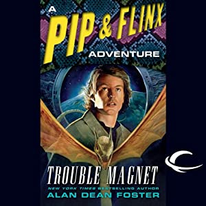Trouble Magnet Audiobook