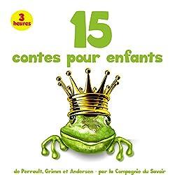 15 contes pour enfants