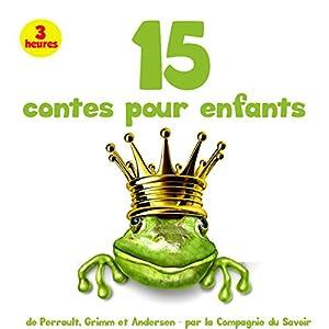 15 contes pour enfants | Livre audio