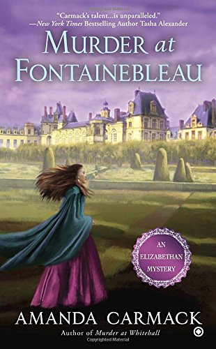 book cover of Murder at Fontainebleau